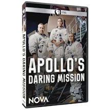 Apollo's Daring Mission DVD