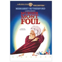 Murder Most Foul DVD