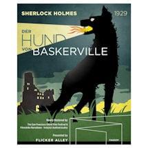 Der Hund von Baskerville DVD & Blu-ray Combo