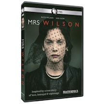 Masterpiece: Mrs Wilson DVD