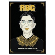 RBG DVD - Ruth Bader Ginsburg - Hero. Icon. Dissenter.