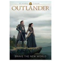 Outlander Season 4 DVD