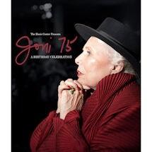 Joni Mitchell 75: A Birthday Celebration DVD