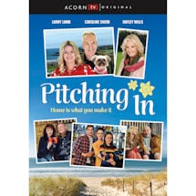 Pitching In DVD