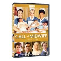 PRE-ORDER Call the Midwife Season 8 DVD