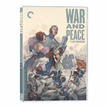 The Criterion Collection: War and Peace DVD & Blu-Ray