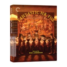 The Criterion Collection: Fantastic Mr. Fox DVD & Blu-Ray