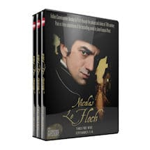 Nicholas Le Floch Complete DVD Collection
