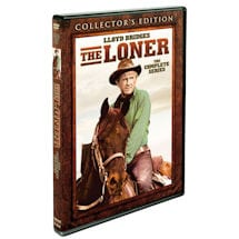 The Loner: The Complete Series DVD