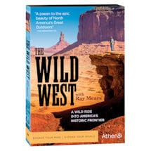 The Wild West with Ray Mears DVD
