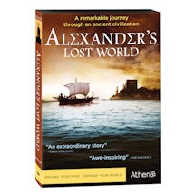 Alexander's Lost World DVD