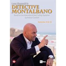 Detective Montalbano Episodes 33 & 34 DVD