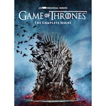 PRE-ORDER Game of Thrones The Complete Series DVD & Blu-ray