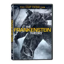 The Frankenstein Theory DVD