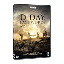 D-Day 75: Last Words on the Longest Day DVD
