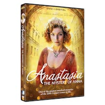 Anastasia: The Mystery of Anna DVD