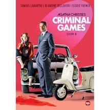 Agatha Christie's Criminal Games: Season 3 DVD