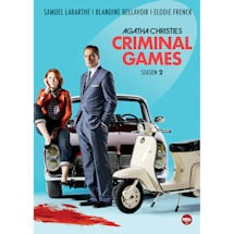 Agatha Christie's Criminal Games: Season 2 DVD
