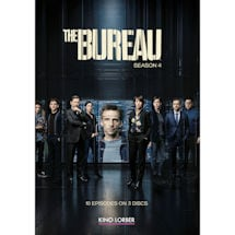 The Bureau Season 4 DVD
