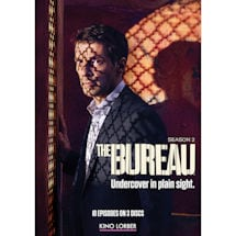 The Bureau Season 2 DVD