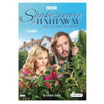 Shakespeare and Hathaway Season 2 DVD