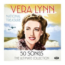 Vera Lynn: National Treasure CD
