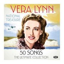 Vera Lynn: National Treasure CD