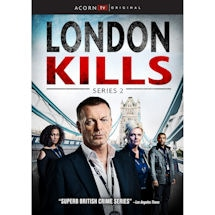 PRE-ORDER London Kills, Series 2 DVD & Blu-Ray