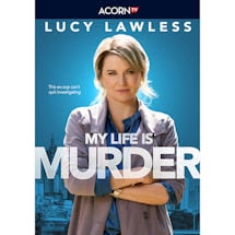 My Life Is Murder DVD