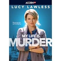 PRE-ORDER My Life Is Murder DVD