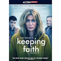 Keeping Faith: Series 2 DVD & Blu-Ray
