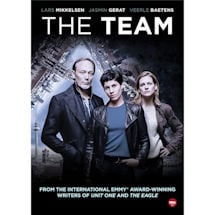 The Team: Season 1 DVD