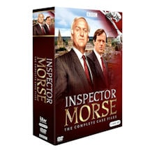 Inspector Morse: The Complete Series DVD