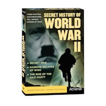 Secret History of World War II DVD
