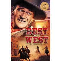 Best of the West: Classic Western Collection DVD