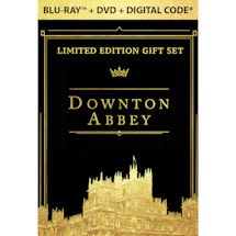 PRE-ORDER Downton Abbey Limited Edition DVD & Blu-Ray Gift Set