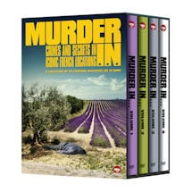 Murder In… Collection DVD