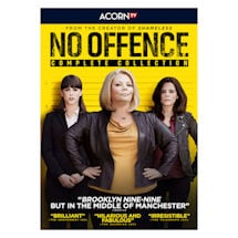 No Offence: The Complete Collection DVD