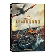 Battle of Leningrad DVD