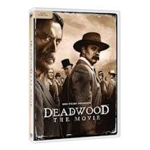 Deadwood The Movie DVD & Blu-Ray