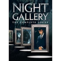 Night Gallery: The Complete Series DVD