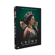 PRE-ORDER The Crown: Season 3 DVD & Blu-ray