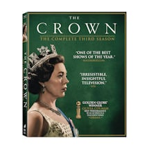 The Crown: Season 3 DVD & Blu-ray