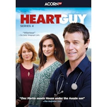 The Heart Guy: Series 4 DVD