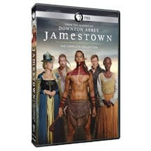 Jamestown: The Complete Collection DVD