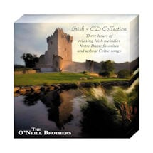 O'Neill Brothers Irish Music Collection CDs