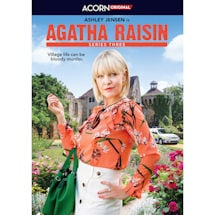 Agatha Raisin: Series 3 DVD