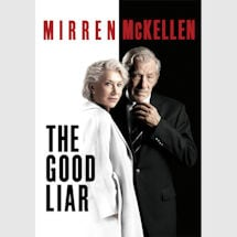 The Good Liar DVD & Blu-Ray