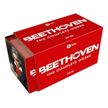 Beethoven: The Complete Works CDs