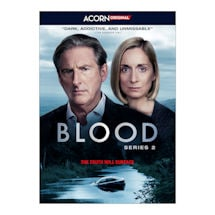 PRE-ORDER Blood, Series 2 DVD & Blu-Ray
